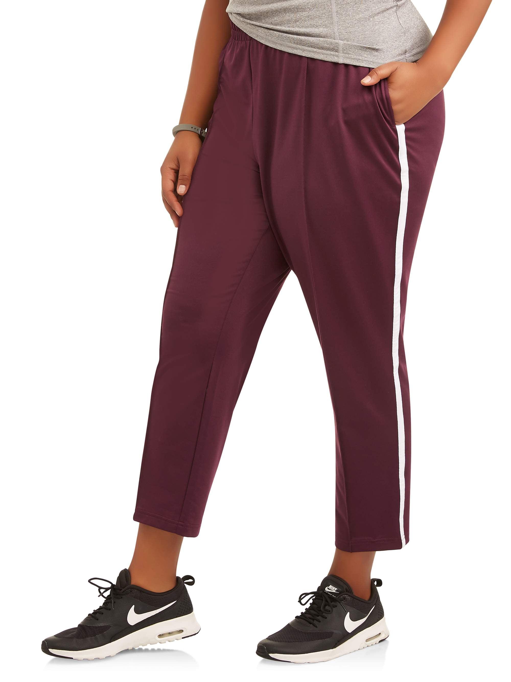 Athletic Works - Athletic Works Women's Plus Active Track Pant -  Walmart.com - Walmart.com