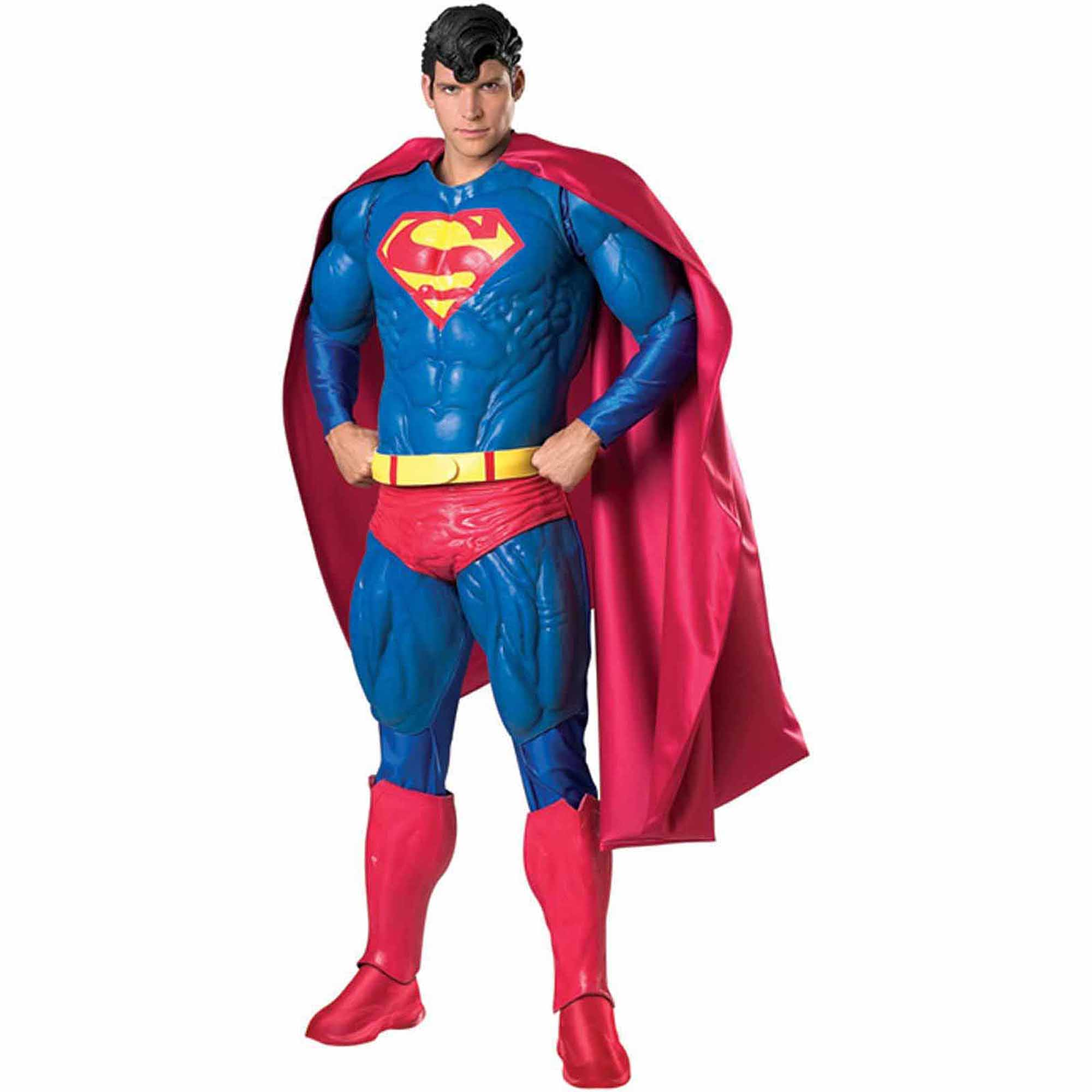 Collector's Edition Superman Adult Halloween Costume