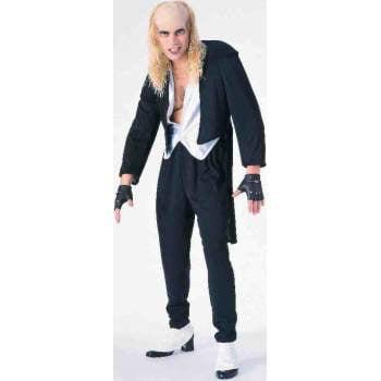 Men's Riff Raff Costume - Rock Horror Picture Show - Riff Raff Halloween Party