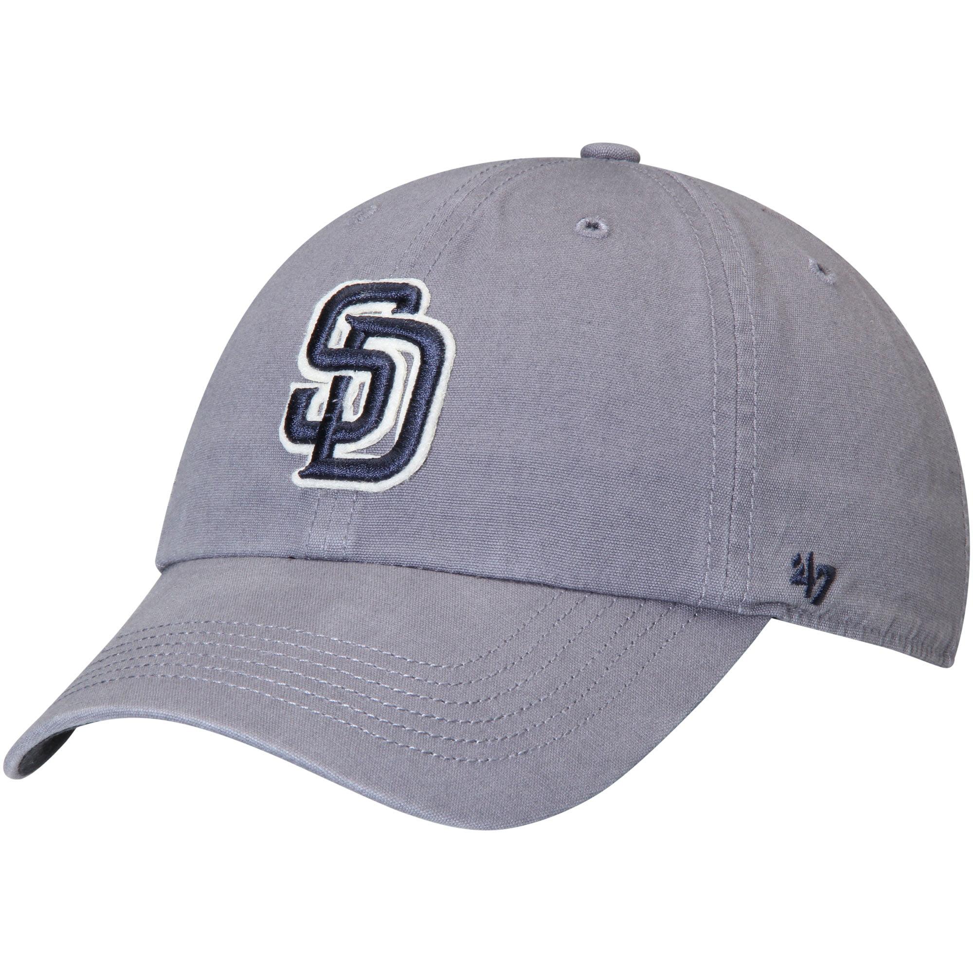 San Diego Padres '47 Borderland Clean Up Adjustable Hat - Navy - OSFA