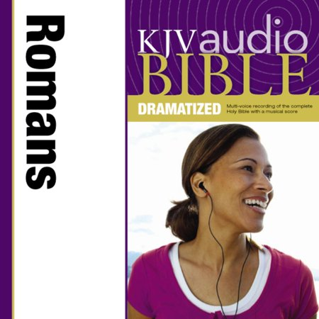 Dramatized Audio Bible - King James Version, KJV: (34) Romans -
