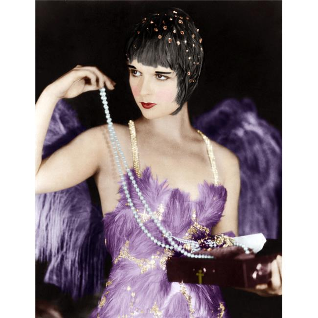 Everett Collection EVCM8DCAMUEC011HLARGE The Canary Murder Case Louise Brooks 1929 Photo Print, 16 x 20 - Large - image 1 of 1