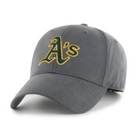 low priced 78a33 2a2f4 Product Image Fan Favorite MLB Basic Adjustable Hat, Oakland Athletics