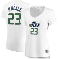 Royce O'Neale Utah Jazz Fanatics Branded Women's Fast Break Player Jersey - Association Edition - White