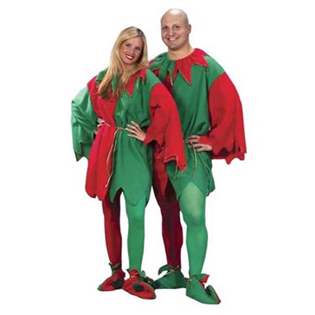 Adult Elf Tunic Costume FunWorld 7550