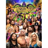 WWE: WrestleMania 34 (DVD)