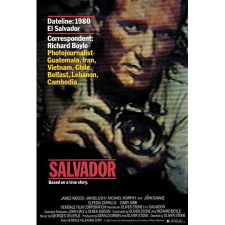 Salvador POSTER Movie B (27x40)