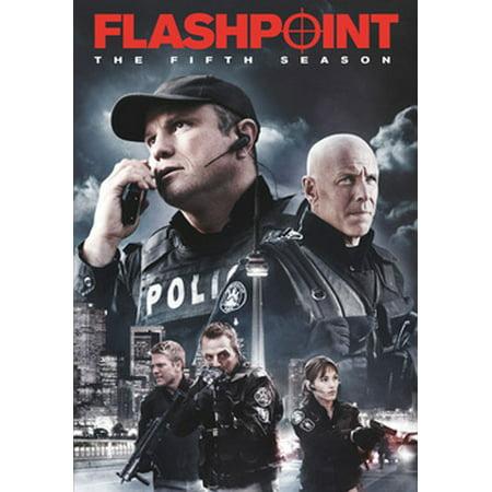Flashpoint: The Fifth Season (DVD) ()