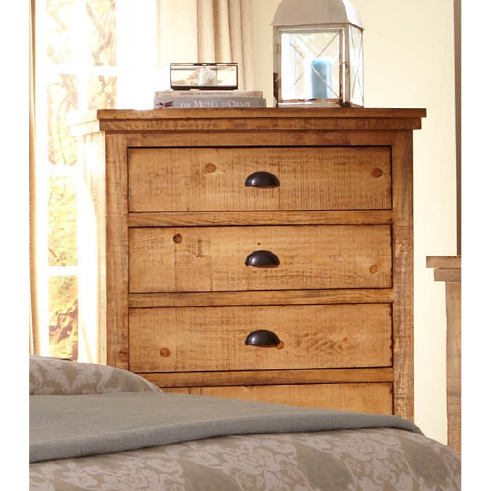 Progressive Furniture Willow 5 Drawer Chest
