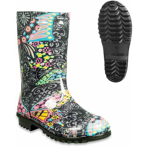 Genfoot Girl's Kelsey Rain Boot