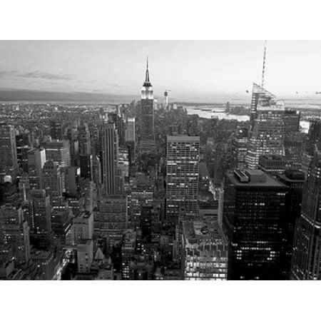 skyline of midtown manhattan nyc canvas art vadim ratsenskiy 22 x