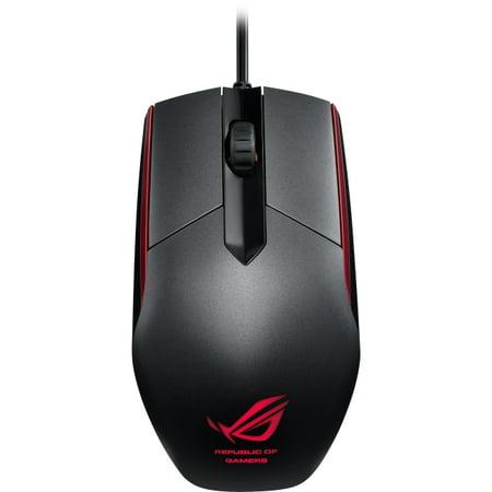 ASUS ROG Sica Gaming Mouse, Steel Grey