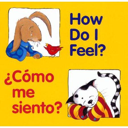 How Do I Feel Como Me Siento (Board Book)