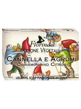 Florinda Special Christmas Cinnamon and Citrus Vegetal Soap Bar 50g 1.76oz
