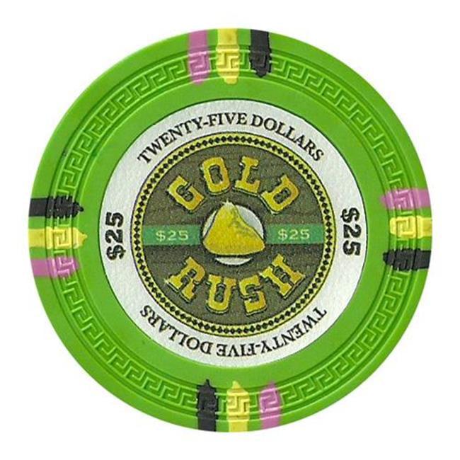 Bry Belly CPGR-$25 25 Roll of 25 - Gold Rush 13. 5 Gram - $25