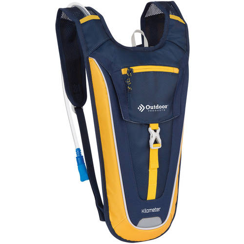 Click here to buy Outdoor Products Kilometer Hydration Pack by Outdoor Recreation Group.
