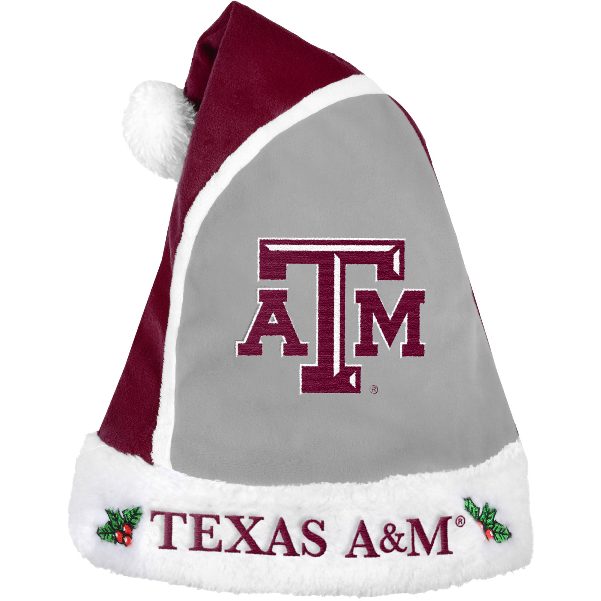 Forever Collectibles NCAA 2015 Santa Hat, Texas A and M University Aggies