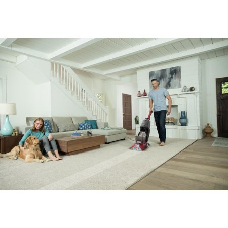 Hoover Power Scrub Deluxe Carpet Cleaner, FH50150
