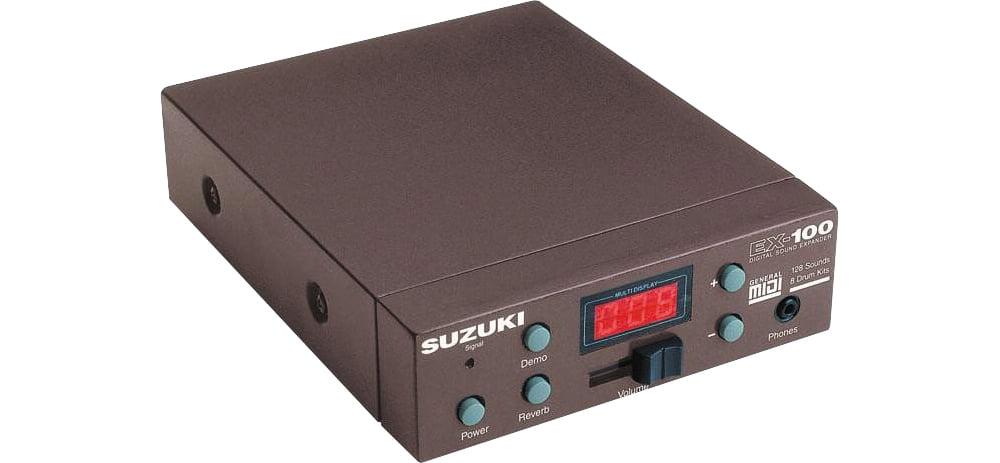 Suzuki EX-100 GM Sound Expander Module by Suzuki