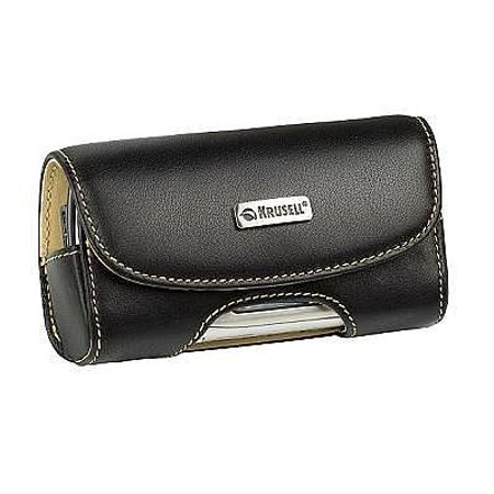 Krusell 95135 Horizon M Leather Universal Case with Spring Clip