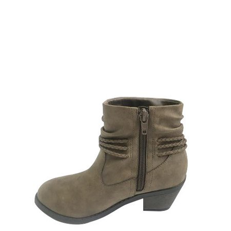 Wonder Nation Girls' Fashion Cowboy Boot
