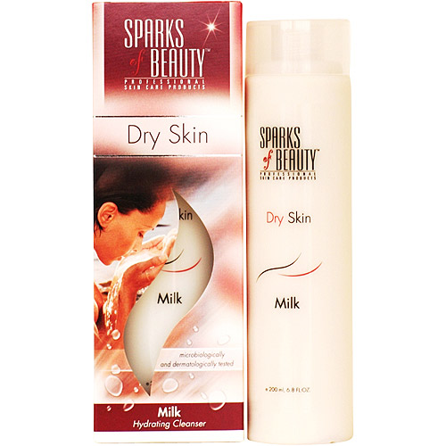Sparks of Beauty Rich Cleansing Face Milk for Dry Skin