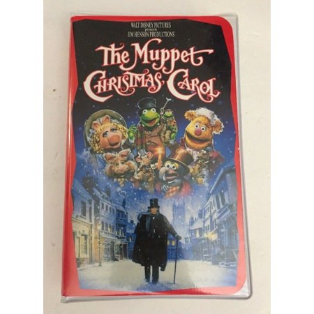 The Muppet Christmas Carol (VHS, 1993)TESTED-RARE VINTAGE-SHIPS N 24 HOURS ()