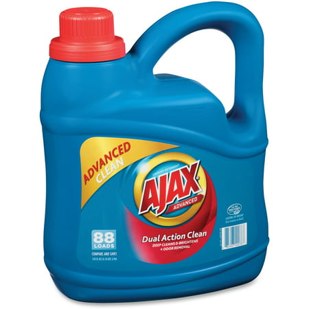 Ajax Advanced Liquid Laundry Detergent