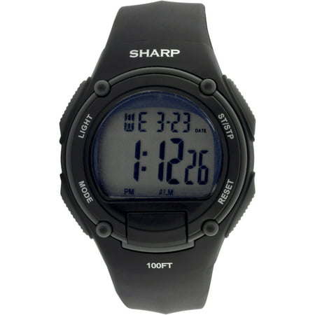 Solved: need instructions for setting sharp watch fixya.
