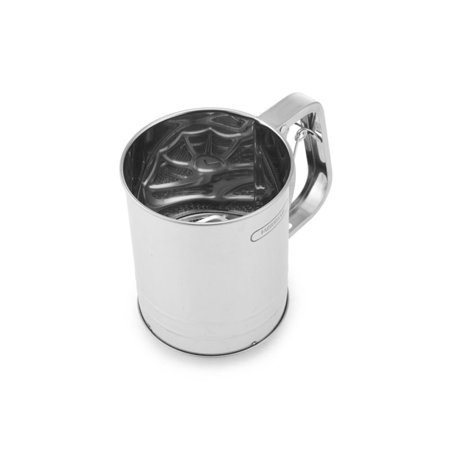 Farberware Classic Stainless Steel 3 Cup Flour Sifter