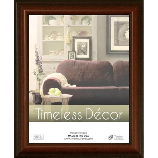 Timeless Frames 78128 Huntley Walnut Wall Frame, 12 x 18 in.