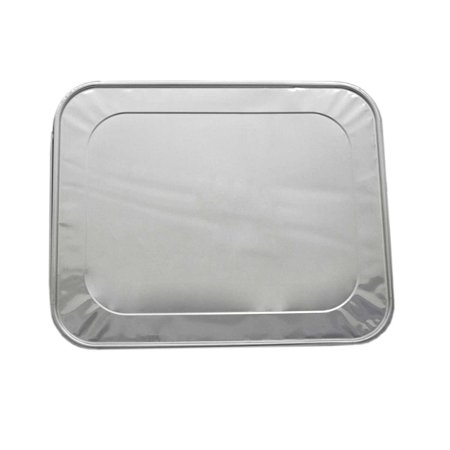 Foil Steam Table Pan (Aluminum Foil Lids for Aluminum Steam Table Pans, Fits Half-Size Pans (1 Bags of 20) )