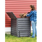 Thermo-wood 600 Composter with Soil Fence
