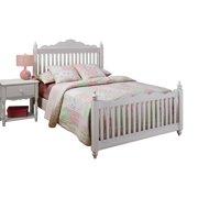 Hillsdale Furniture Lauren Kids Post Panel Bed