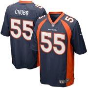 Bradley Chubb Denver Broncos Nike Game Jersey - Navy