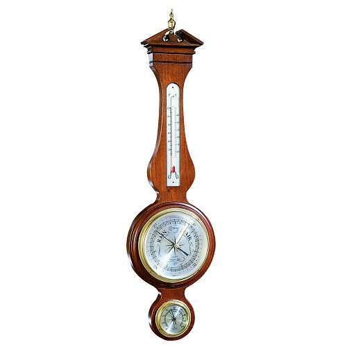 Howard Miller Presque Isle Wall Clock Weather Station