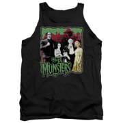 The Munsters Normal Family Mens Tank Top Shirt