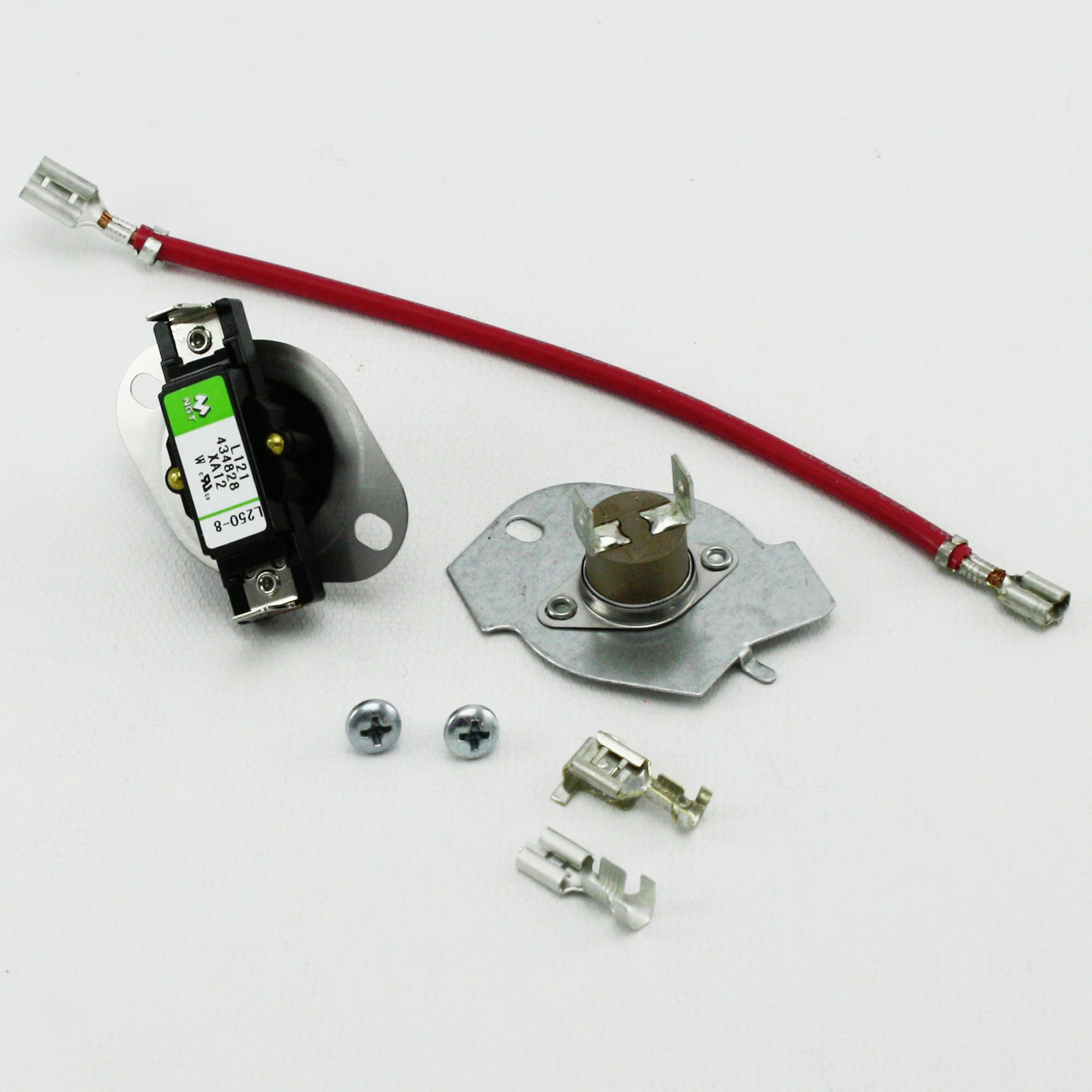 N Napco Thermostat Kit For Whirlpool Dryer Thermostat