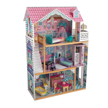 (KidKraft Annabelle Dollhouse with 17 Accessories)