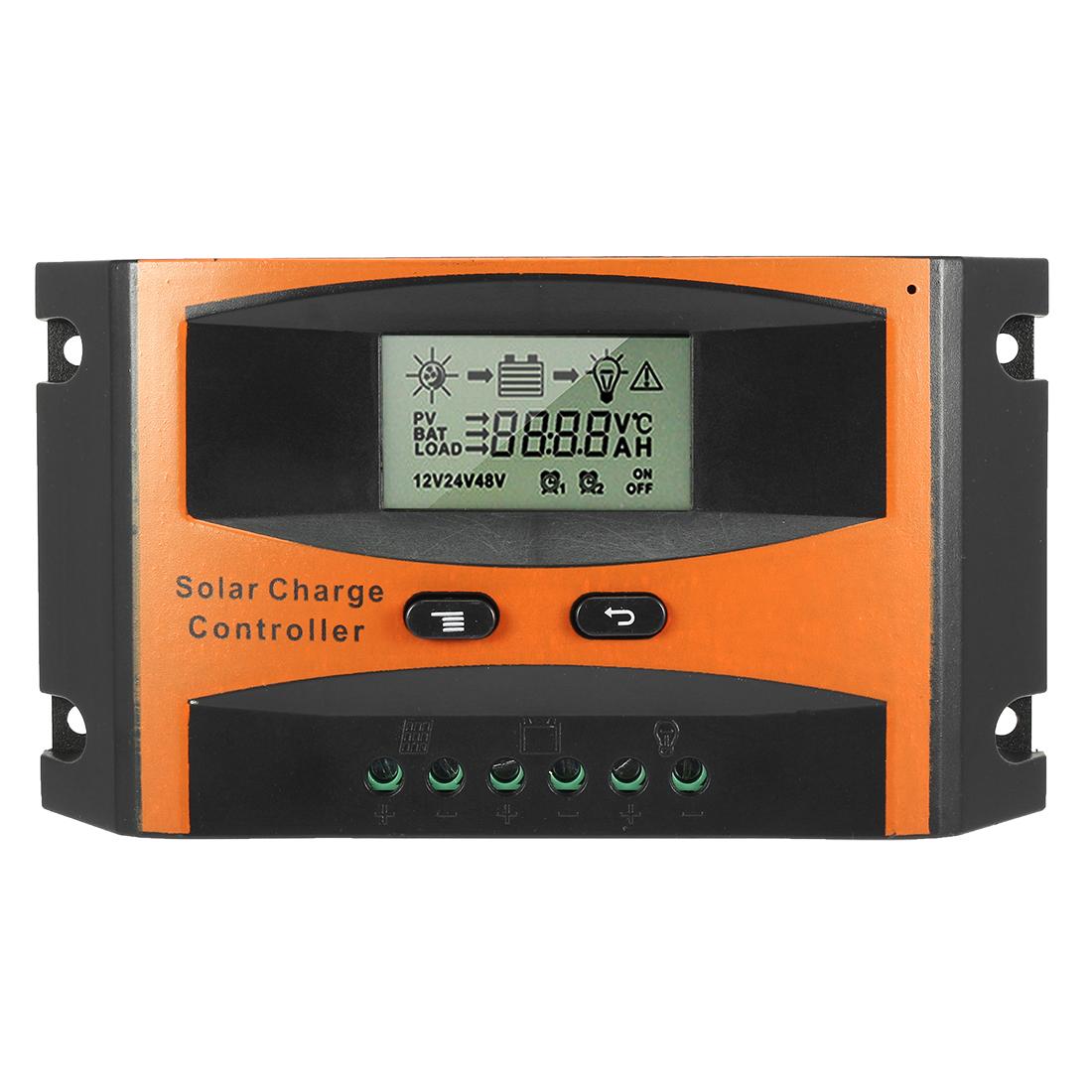12V//24V 20A Solar Panel Charger Controller Regulator