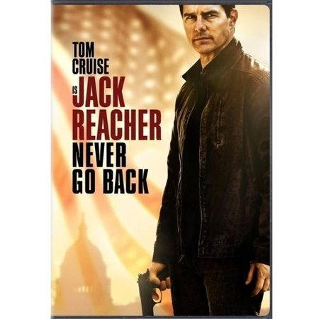 Jack Reacher  Never Go Back  Widescreen  With Instawatch