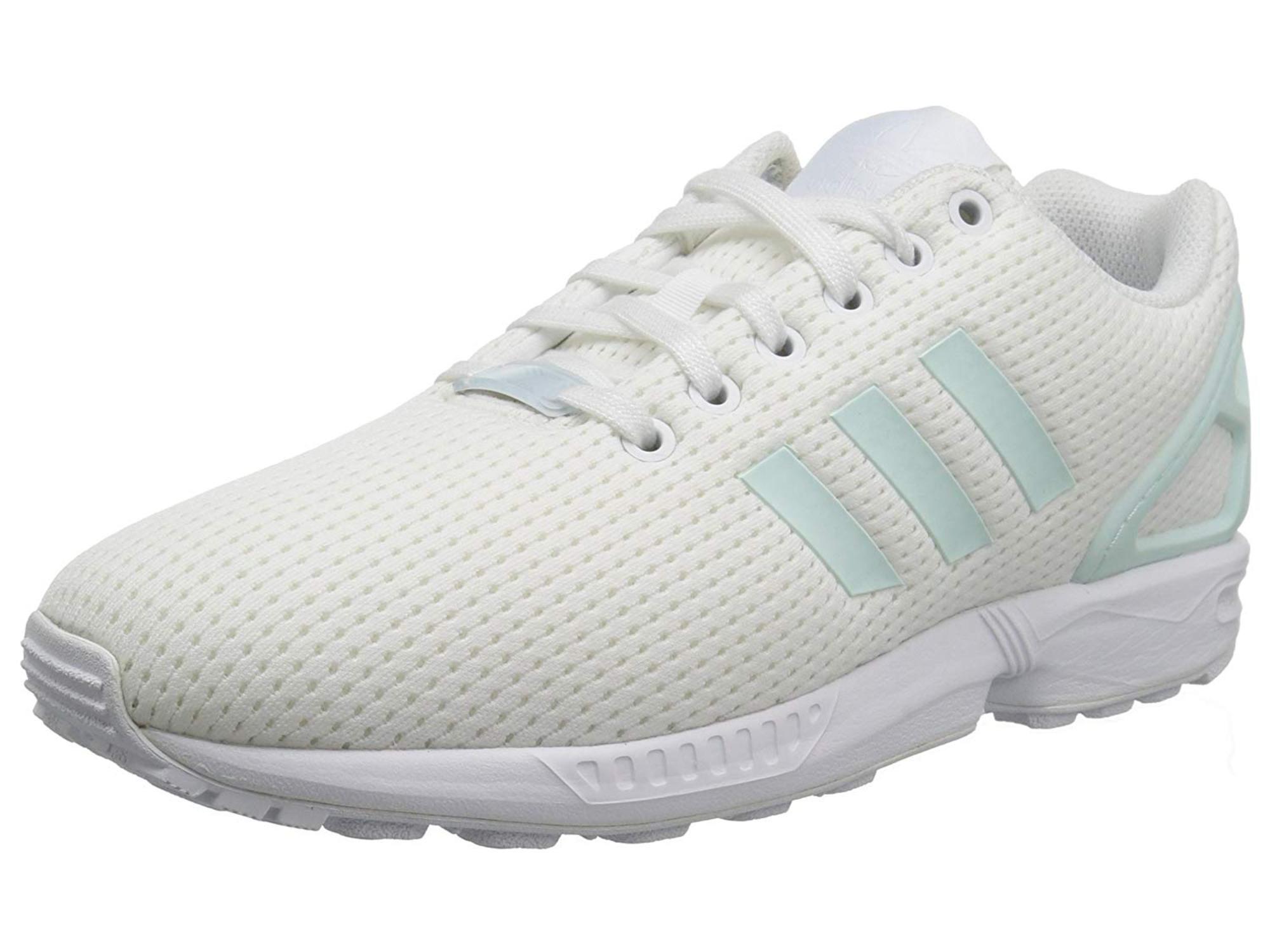 adidas Originals Women's ZX Flux W Running Shoe, Grey, Size 11.0