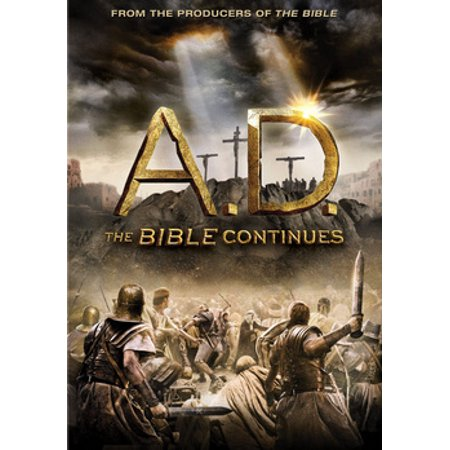 Image result for a.d. the bible continues