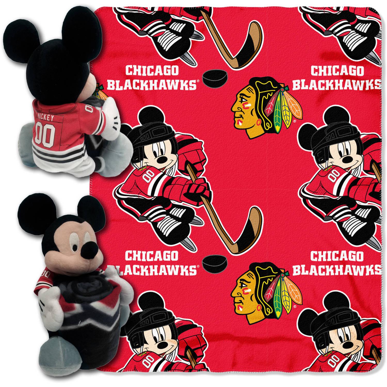 Chicago Blackhawks Disney Hugger Blanket