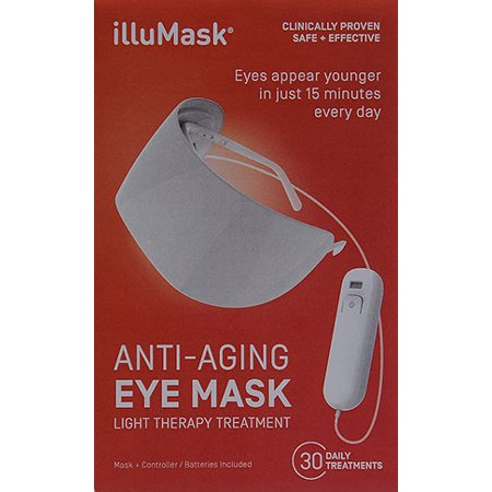 illuMask Anti-Aging Eye Mask Light Therapy Treatment
