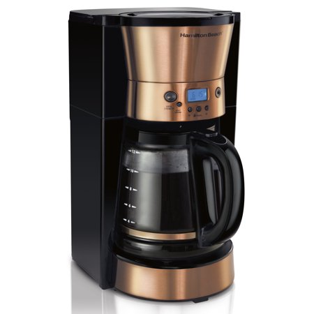 Hamilton Beach Programmable Coffee Maker | Model# (Best Way To Clean Your Coffee Maker)