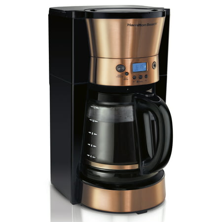 - Hamilton Beach Programmable Coffee Maker | Model# 46898