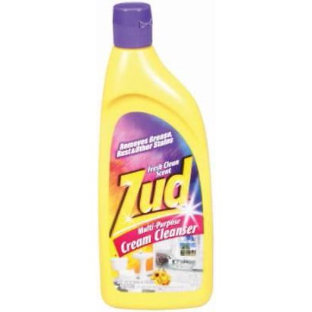 NEW 2PK 19 OZ, Zud, Multi-Purpose, Cream Cleanser, Works Where Ordinary Cleans ()