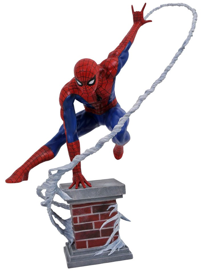 Marvel Premier Collection Amazing Spider-Man Statue by