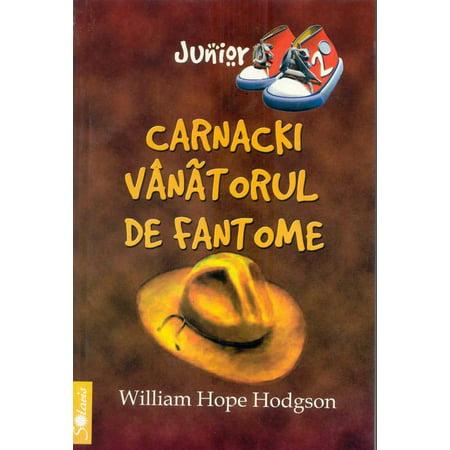 Carnacki, vanatorul de fantome - eBook](Fantome D'halloween)